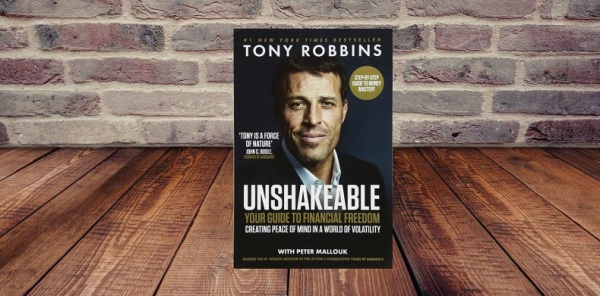 Tony Robbins Unshakeable Book Review